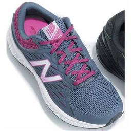 The N is for New Balance sneakers, many styles MADE in the USA